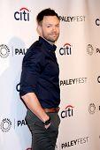 LOS ANGELES - MAR 26:  Joel McHale at the PaleyFEST 2014 -