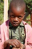 August 2014 - Africa -tanzania - Moments Of Everyday Life In The Village Of Pomerini  Affected By Ai