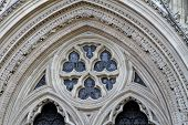 York Minster Doorway