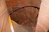 Medieval Circular Stairs