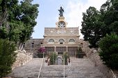 Monastery  Regina Palestina