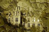 Old Fairytale Castle
