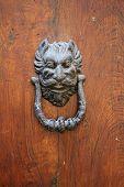 Iron Door Knoker