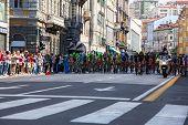 Cyclist, Giro D'italia