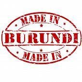 Made In Burundi