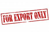 For Export Only