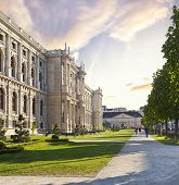 Museum Of Art History In Vienna - Austria