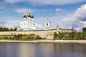 View Of Pskov Krom
