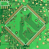 The Green Pcb