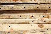 Rust Steel Texture Background