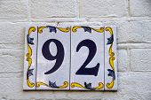 House number: 92