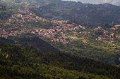 Mountainous Village, Greece