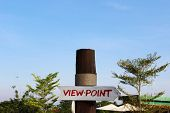 View Point Direction Signs