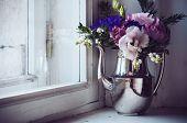 Home Floral Decor