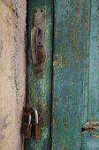 Well Locked Door