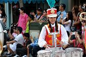 Drum Girl In The Big Carnival