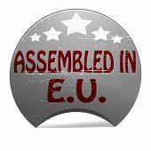 Assembled In Eu