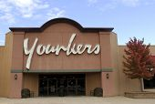 Younkers Department Store Sign