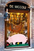 Delicatessen Shop De Miccoli Siena