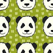 Panda Pattern.