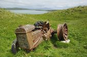 Rust In Peace - Vintage Tractor