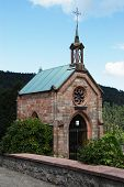 Church in the Black Forest