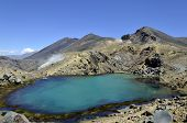 Emerald Lake, New Zealand