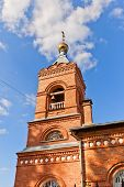 Saint Nicholas The Wonderworker Church (1904). New Miletus, Russia