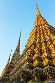 Buddhist Pagoda of Thailand