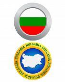 Button As A Symbol Of Bulgaria