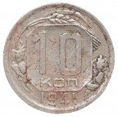 Old Russian Coins