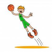 jumping basketball player1