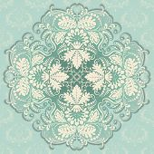 Vector pattern in vintage style.