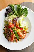 Thai Jumbo Shrimp Salad