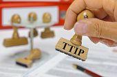 TTIP free trade agreement