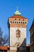 Medieval St.Florian's Gate