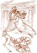 Legendary Animals And Monsters: Minotaur