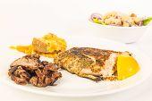 Salmon And Steak Tenderloin