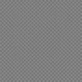 Black & White 32Cm Half-tone Seamless Pattern
