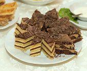 Chocolate Puff Pie
