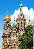 Church of the Savior on blood in Saint-Petersburg
