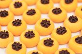 pic of chan  - Thai dessert Sa Nay Chan The Moon Charm famous use in important ceremony such as weddings - JPG