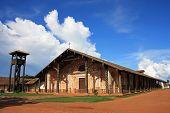 Missionary Church of Concepcion, Bolivia