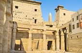 Visiting Of Luxor Temple