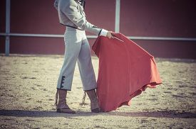 foto of bullfighting  - Entertainment - JPG
