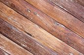 pic of oblique  - texture brown wood plank floor oblique backdrop - JPG
