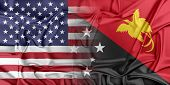 picture of papua new guinea  - Relations between two countries - JPG