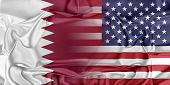 foto of qatar  - Relations between two countries - JPG