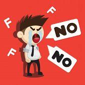 stock photo of saying sorry  - fail an exam  - JPG