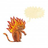 picture of tigers  - cartoon tiger tiger burning bright - JPG